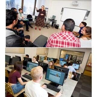 เรียนซัมเมอร์ต่างประเทศ Study abroad at Lostboys Studios The School of Visual Effects Canada