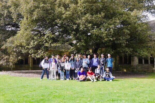 Oxford Christ Church Meadow