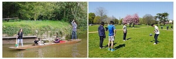 Oxford Headington Park