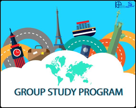 เรียนซัมเมอร์ต่างประเทศ IEP group study program