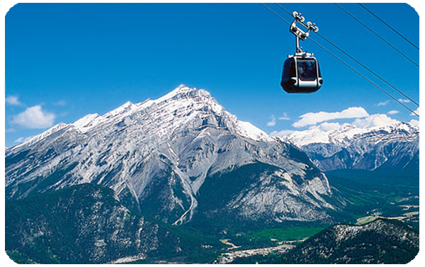 Banff National Park Gondola (W)