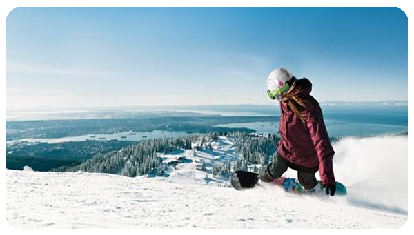 Grouse Mountain (W)