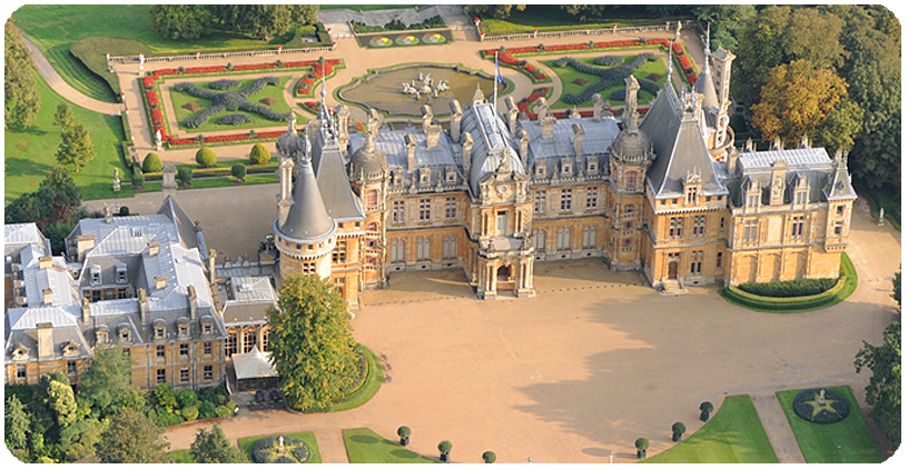 Waddesdon Manor Uk