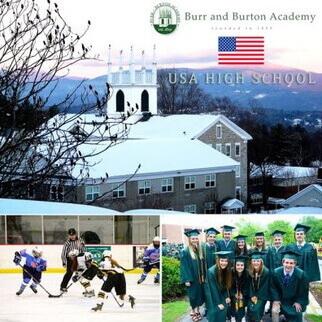 เรียนซัมเมอร์ต่างประเทศ Study abroad in Burr and Burton Academy (BBA) USA