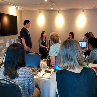 เรียนซัมเมอร์ต่างประเทศ English course at Tamwood Language Centres Canada