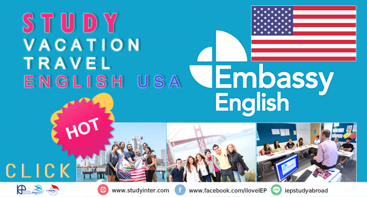 USA THE VACATION AND TRAVEL ENGLISH