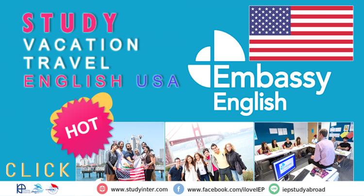 USA THE VACATION AND TRAVEL ENGLISH