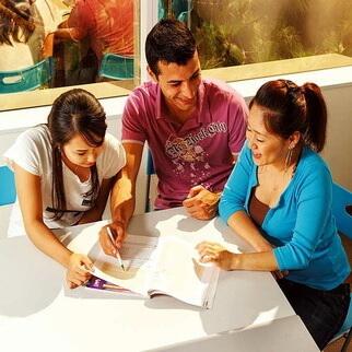 เรียนซัมเมอร์ต่างประเทศ English course at Sprachcaffe Language Schools USA