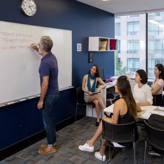 เรียนซัมเมอร์ต่างประเทศ English course at International Language Academy of Canada ILAC Canada