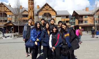 IH Summer Camp Canada April 2019