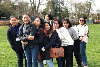 CES Oxford Summer Camp in UK