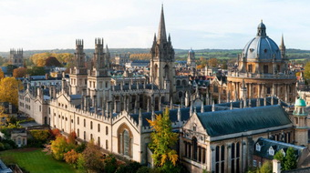 เรียนซัมเมอร์ต่างประเทศ CES Centre of English Studies Oxford UK