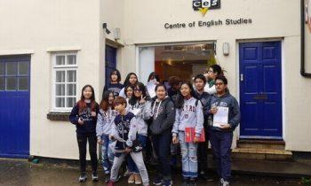 CES Oxford Summer Camp UK April 2019
