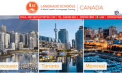 International Language Schools of Canada (ILSC), Canada