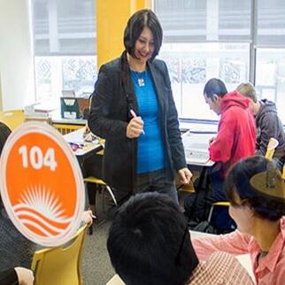 เรียนซัมเมอร์ต่างประเทศ English course at International Language Schools of Canada (ILSC) Canada