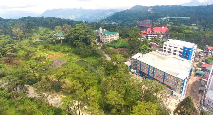 เรียนซัมเมอร์ต่างประเทศ English course at Pines International Academy Philippines