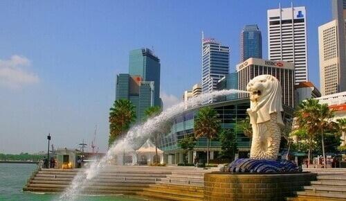 เรียนซัมเมอร์ต่างประเทศ Visit Singapore city