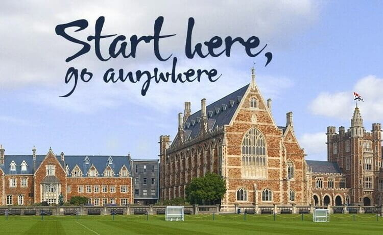 Study abroad at Clifton College UK