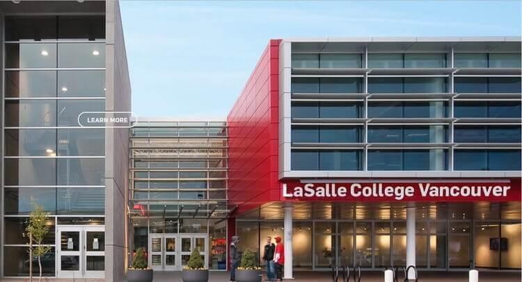 เรียนซัมเมอร์ต่างประเทศ Study abroad at Lasalle College Vancouver Canada