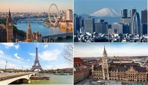 เรียนซัมเมอร์ต่างประเทศ Top 10 best student cities
