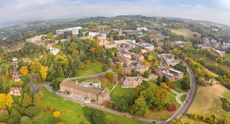 เรียนซัมเมอร์ต่างประเทศ Study abroad at University of Exeter UK