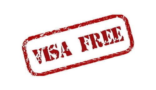 เรียนซัมเมอร์ต่างประเทศ No need visa countries