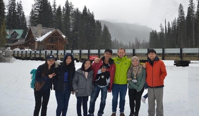 เรียนซัมเมอร์ต่างประเทศ ILAC Summer Camp Canada